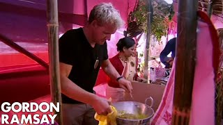 Gordon Ramsay Enters A Curry Cooking Competition | Gordon's Great Escape by Gordon Ramsay