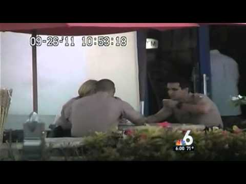 Miami-Dade cops caught on camera allegedly ignoring emergency calls