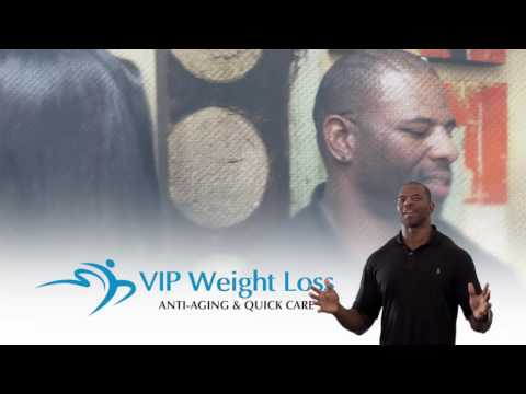 Former NFL Player Artis Hicks gets back in shape with VIP!