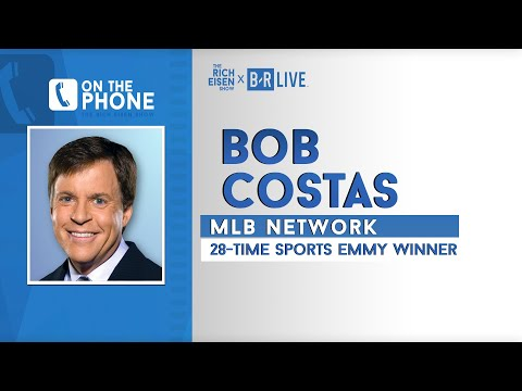 MLB Network's Bob Costas Talks Astros Cheating Punishment with Rich Eisen | Full Interview | 1/14/20