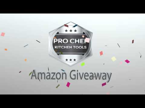 Pro Chef Kitchen Tools Hanger Clips Hooks Giveaway