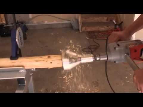 Lumberjack Tools - Tenon Cutters