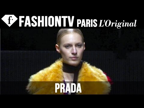 Fashion TV - http://www.FashionTV.com/videos MILAN - See the Prada Fall/Winter 2014-15 runway show during Milan Fashion Week and hear reactions from the stylists, models, and VIP attendees. Appearances:...