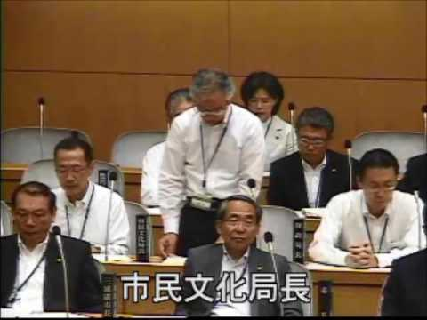 2016年第2回川崎市議会での質問(動画)
