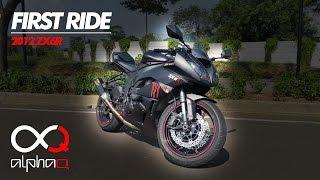 8. [EN] FIRST RIDE | 2012 Kawasaki ZX6R