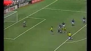 WM 1994: Franco Baresis Aktionen im Finale