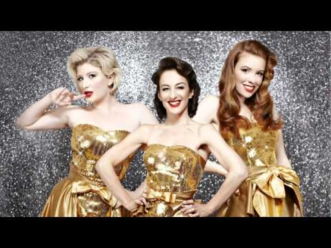 Tekst piosenki The Puppini Sisters - All I Want For Christmas po polsku