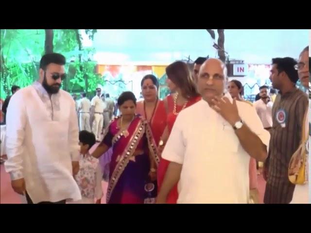 Janmashtami 2017: Shilpa-Raj, Hema-Esha celebrate