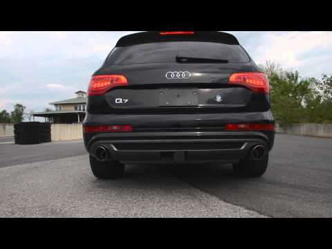 Video STaSIS Signature Series Audi Q7 3.0T exhaust system