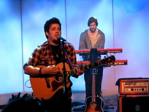 Lee DeWyze  Stay Here NYC 11/11/10