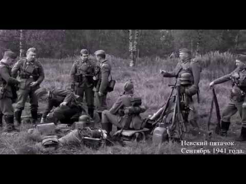 Невский пятачок, сентябрь 1941 года