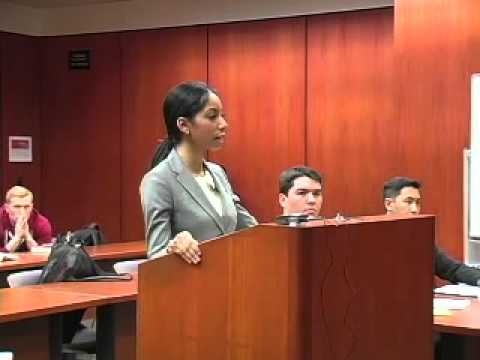 Maryland native experiences California and law school