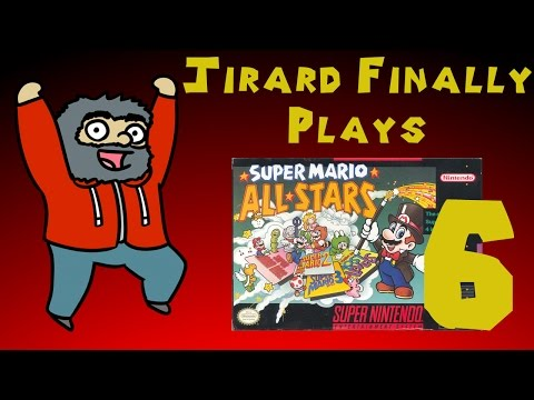 finally - Time to begin a new chapter in the JFP All Stars Pack saga. It is Super Mario World with our bearded fellow. http://www.thatonevideogamer.com Like and Follow for Beard Bros news: http://superbear...