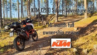 3. 14 month ownership review - KTM 1290 Super Adventure R