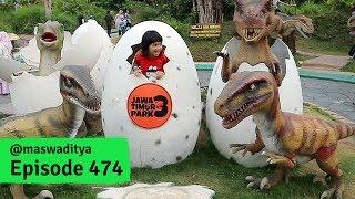 Video Ternyata Kulit Dinosaurus Seperti Squishy! - Jatim Park 3 (1/2) MP3, 3GP, MP4, WEBM, AVI, FLV Juni 2019