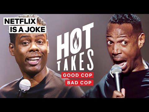 Chris Rock & Marlon Wayans Have Solutions For Police Brutality | Netflix Is A Joke