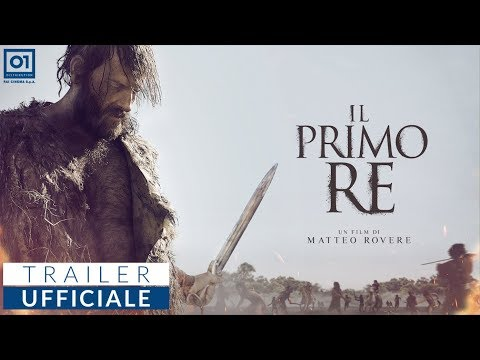 Preview Trailer Il Primo Re, trailer ufficiale