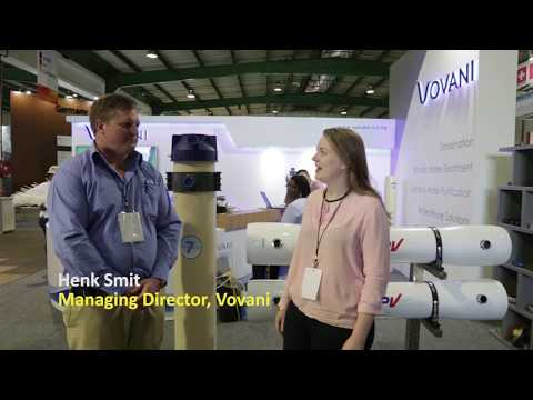 Vovani at IFAT Africa 2017
