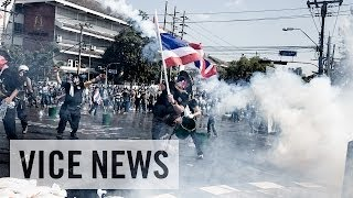 A Civil War In Thailand?: Bangkok Rising