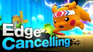Edge Canceling in Smash 4!