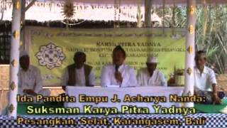 Movie Video-01 Dharma Wacana Suksman Pitra Yadnya.wmv