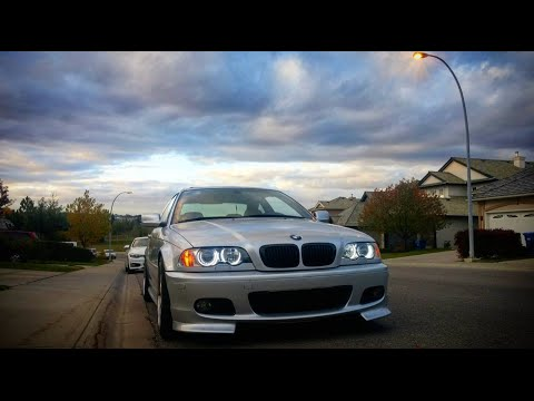 BMW 330ci E46 Project | Mario Kay