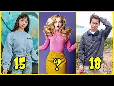 Liv and Maddie 🔥 From Oldest to Youngest 🔥