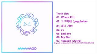 Video [FULL ALBUM] 마마무(MAMAMOO) - White Wind (9th Mini AIbum) MP3, 3GP, MP4, WEBM, AVI, FLV Maret 2019