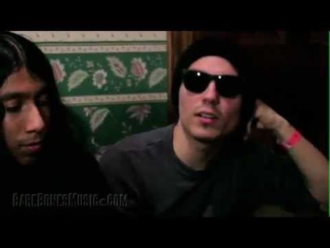BONDED BY BLOOD Interview