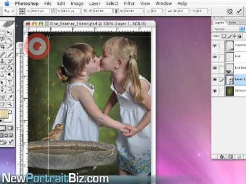 Digital Photography Tips Using Photoshop And Digital Cut Outs