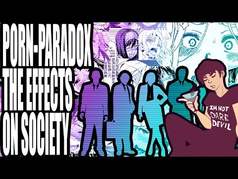 Effects of Erotica on Society : The Porn-Paradox 2 (видео)