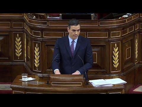Ισπανία: Πρώτο «όχι» από το κοινοβούλιο