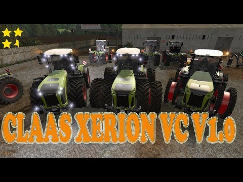 CLAAS XERION VC v1.0
