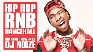 🔥 Hot Right Now #22 | Urban Club Mix May 2018 | New Hip Hop R&B Rap Dancehall Songs | DJ Noize