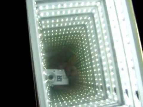 подсветку зеркала в ванной