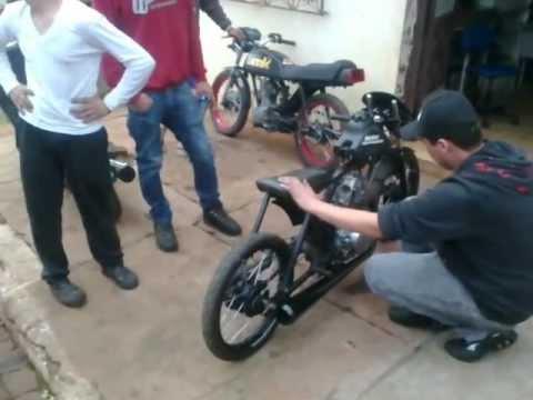 OHC - Novo motor no Protótico OHC agora Dudu Preparações por Bikau Motos Tapejara,RS em breve novos videos.