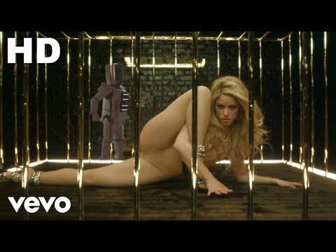 Download Shakira - She Wolf HD Mp4 3GP Video and MP3