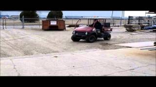 7. 2007 Kawasaki Mule 610 utility vehicle for sale | sold at auction March 25, 2015