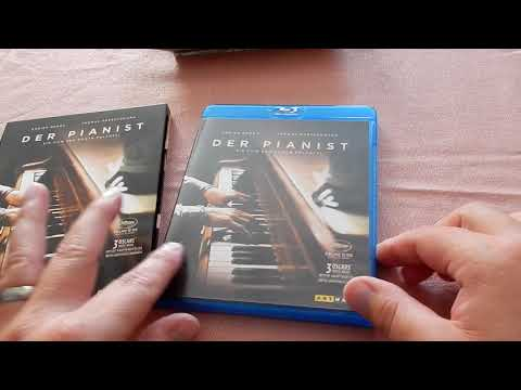 Der Pianist   Digital Remastered   Special Edition Blu Ray