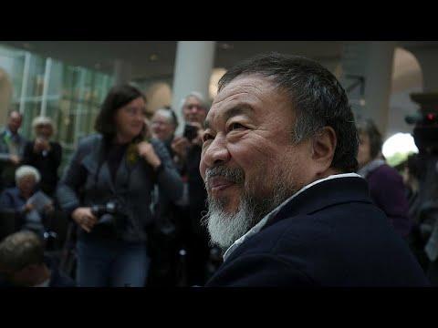 Γερμανία: Νέα έκθεση του Κινέζου ακτιβιστή Άι Γουέι Γουέι…