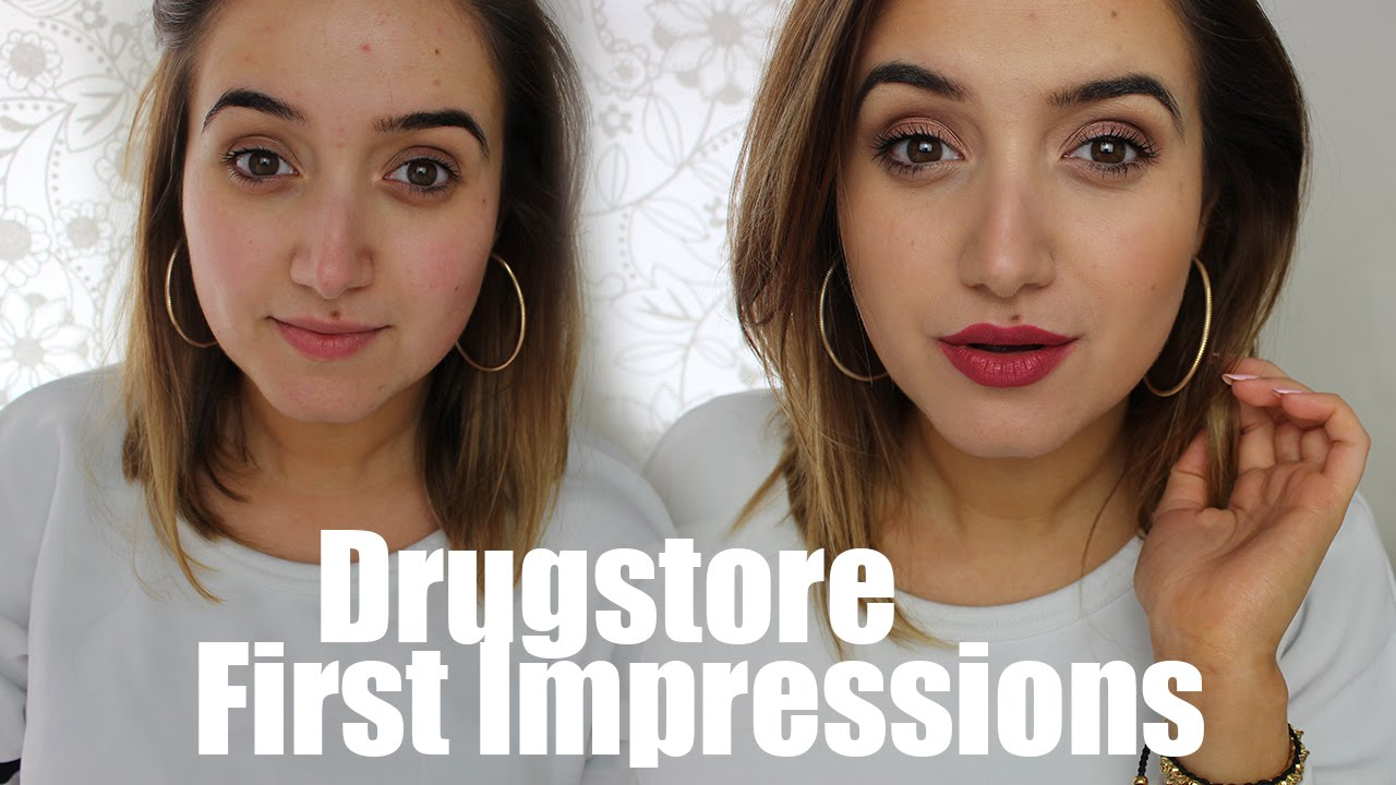 Drugstore First Impressions | A Little Obsessed