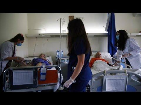 Ελλάδα: Δέκα κρούσματα του κορονοϊού – Κανένας θάνατος