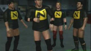 NEXUS IMPORTANT MESSAGE TO  THE WWE UNIVERSE