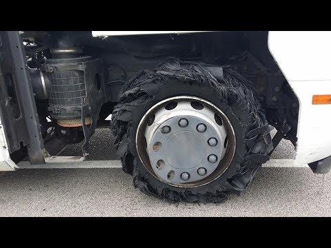 Neumático con 130.000 km  y TRUCO Fecha???? Que no te engañen