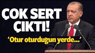 Halka Erdoğan'ın İBB Başkanı İmamoğlu'na Otur Oturduğun Yerde Hitabı İçin Ne Düşündüğünü Sorduk ...
