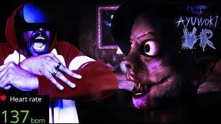 A MICHAEL JACKSON HORROR GAME IN VR | Escape the Ayuwoki VR