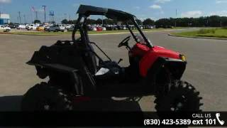 1. 2014 Polaris® RZR® 900 Indy Red  - Richardson Bros Pola...
