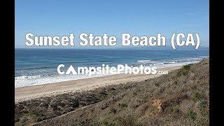 Sunset Beach (CA) United States  city photo : Sunset State Beach, California Campsite Photos
