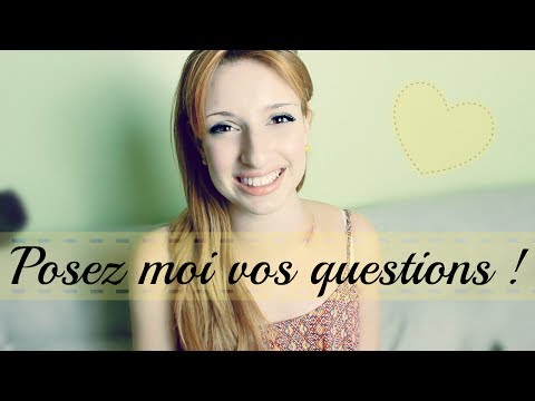 comment poser une question a une fille