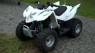 8. Arctic Cat 90 DVX Gainesville Fl 1-866-371-2255 near Lake City Starke Ocala FL